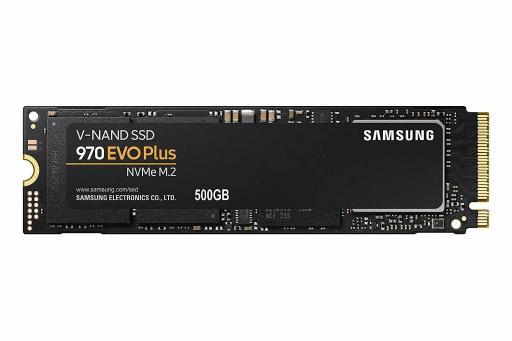 Samsung 970 EVO Plus Series 500GB PCIe NVMe M.2 Internal SSD - $105.99 + Free Shipping
