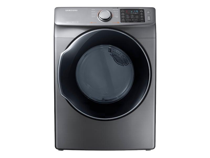 Samsung WF5300 4.5 cu. cf. Front Load Washer with VRT Plus for $485, Samsung DV5500 7.4 cu. ft. Gas Dryer $647 & More + FS