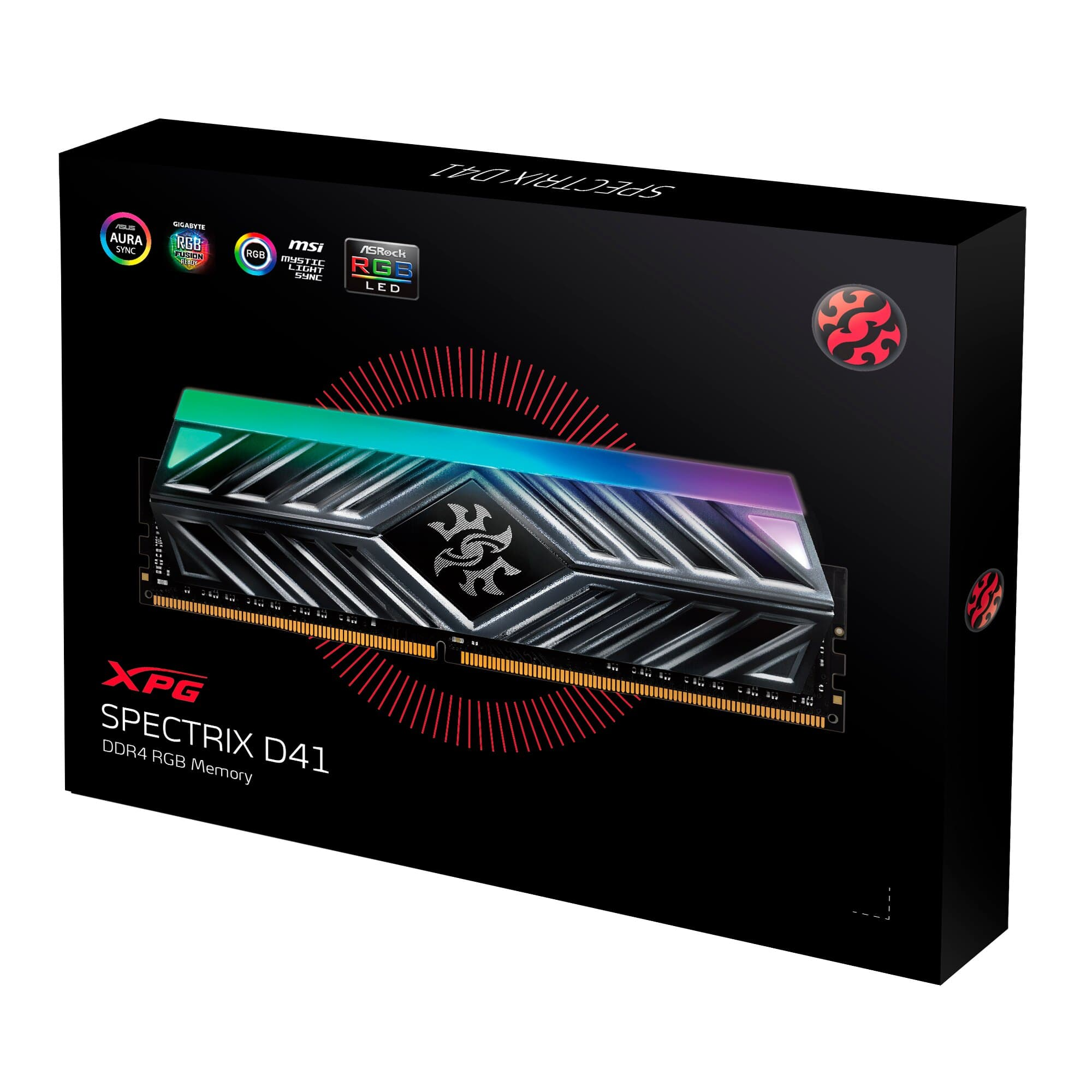 ADATA XPG Spectrix D41 16GB SDRAM for $64.59 AC + Free Shipping