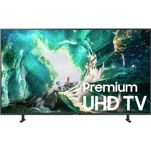 Samsung UN55RU8000 SmartTV : $649 AC + FS
