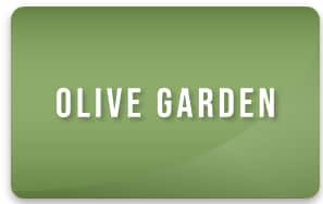 $15 Olive Garden Gift Card for $10 (New User Only)