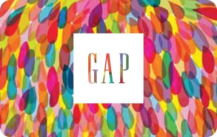 $225 in Gap Gift Cards for $200 (New Swych Users Only)