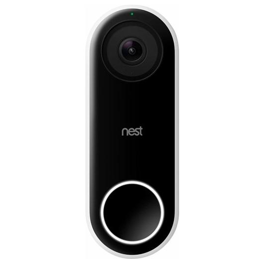 Nest Hello Smart Wi-Fi Video Doorbell - $169.99 + FS