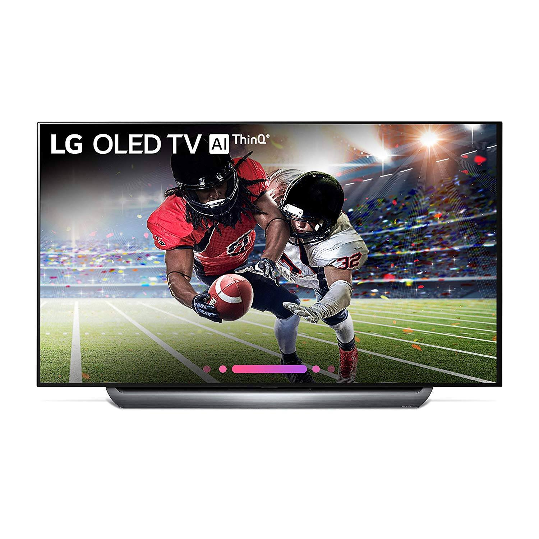 "77"" LG OLED77C8PUA 4K UHD HDR AI Smart OLED HDTV $3699 AC + Free Shipping"