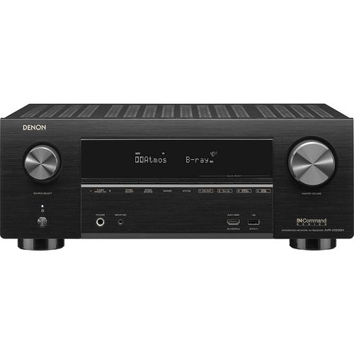 Denon AVR-X3500H 7.2-Channel 4K Ultra HD A/V Receiver $529 + FS