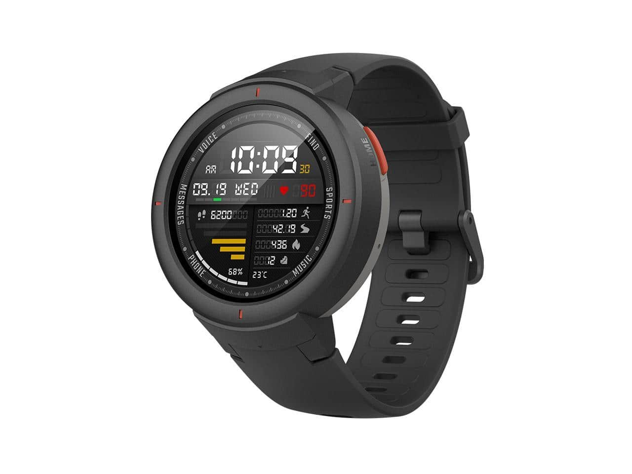 Amazfit Verge Smartwatch w GLONASS and Alexa Built-in for $115.99 + Free Shipping