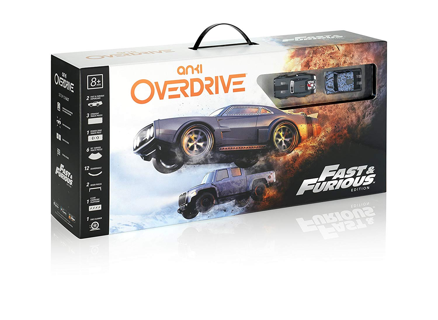 Anki Overdrive Fast & Furious Edition - App Remote controlled Racing Cars - $80.00 AC + Free Shipping