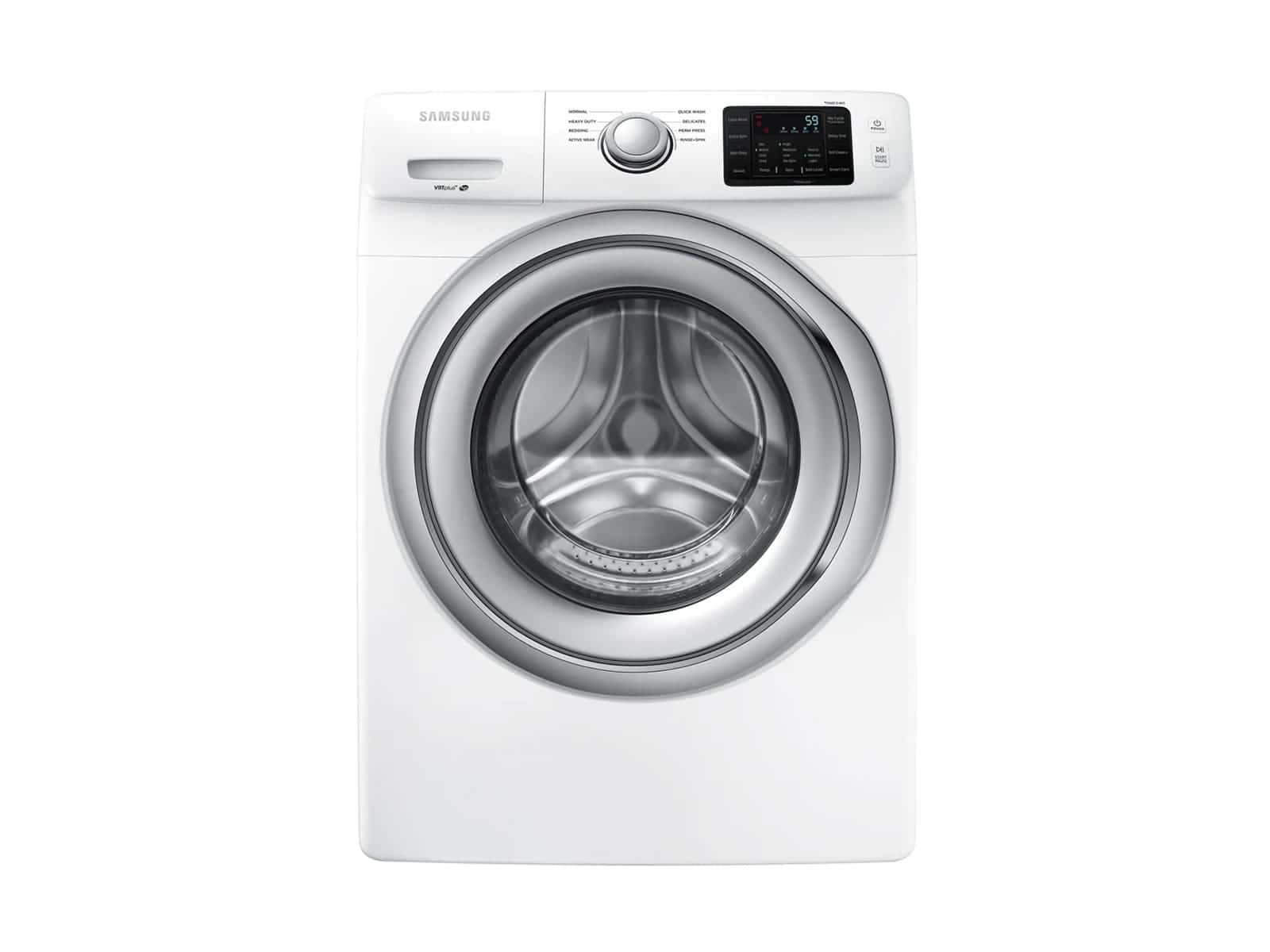 Washer & Dryer Sale: Samsung WF5300 4.5 cu. cf. Front Load Washer with VRT Plus for $269.70 & More + FS