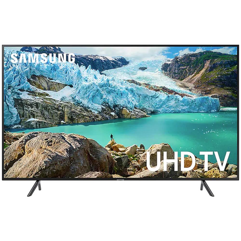 "Samsung UN75RU7100 75"" Smart 4K TV for $1018.99 AC + FS"