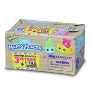 Shopkins Happy Places S1 Surprise Delivery - 3-Pack  $10.99 + FS