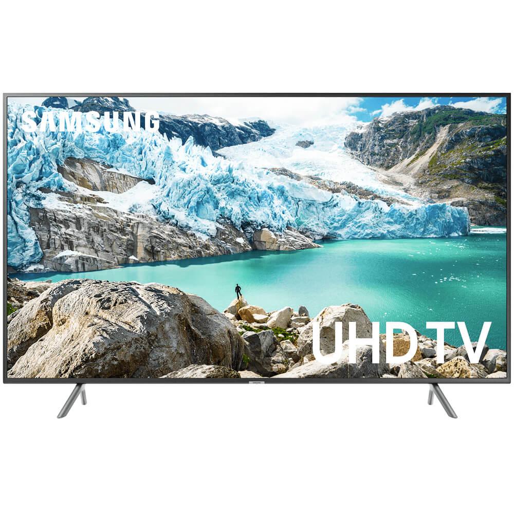"Samsung 65"" UNRU7100 Smart TV 4K for $599.99 AC + FS"