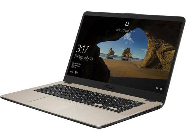 "ASUS VivoBook 15.6"" Ryzen 5 with Radeon Vega 8 Graphics, 8GB DDR4, 256GB SSD Win10 $479.99 + Free Shipping"