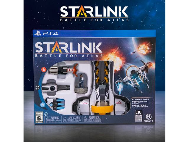 Starlink: Battle for Atlas Starter Pack  (XBOX One / PS4) $9.99, Rage 2 $29.99 (XBOX One / PS4) + Free Shipping