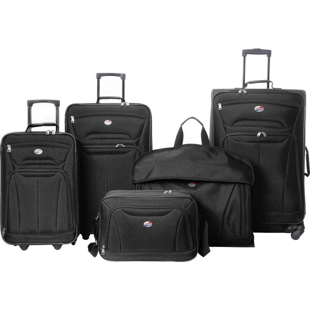 5-Piece American Tourister Wakefield Luggage Set $71.99 AC +  $7.81 back in points + FS