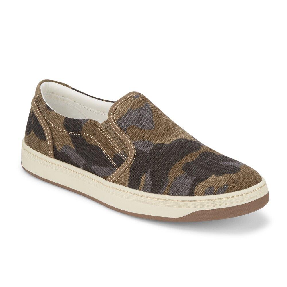 Lucky Brand Men's Styles Textile Slip-On Sneaker Shoe $23.99 AC + FS