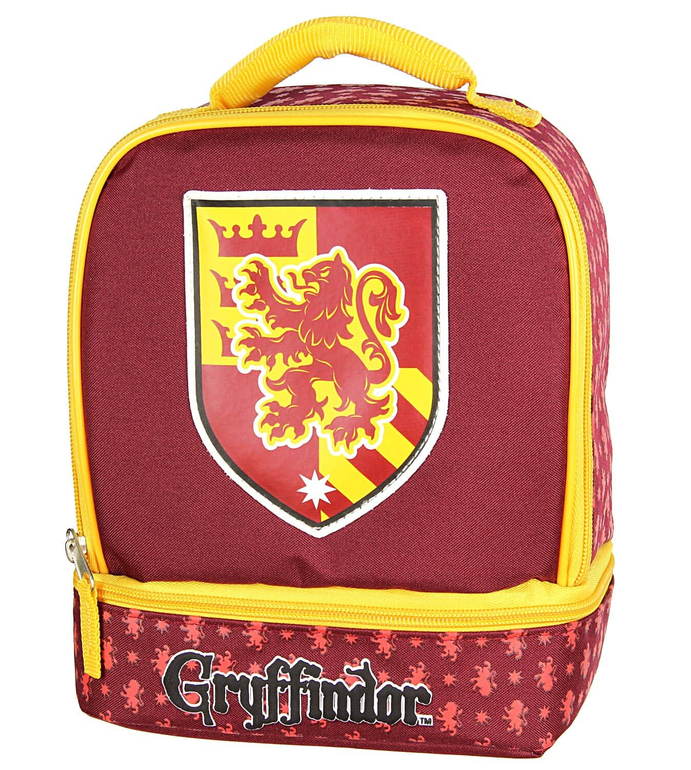 Harry Potter Insulated Dual Compartment Lunch Box (all houses) : $13.56 AC + FS