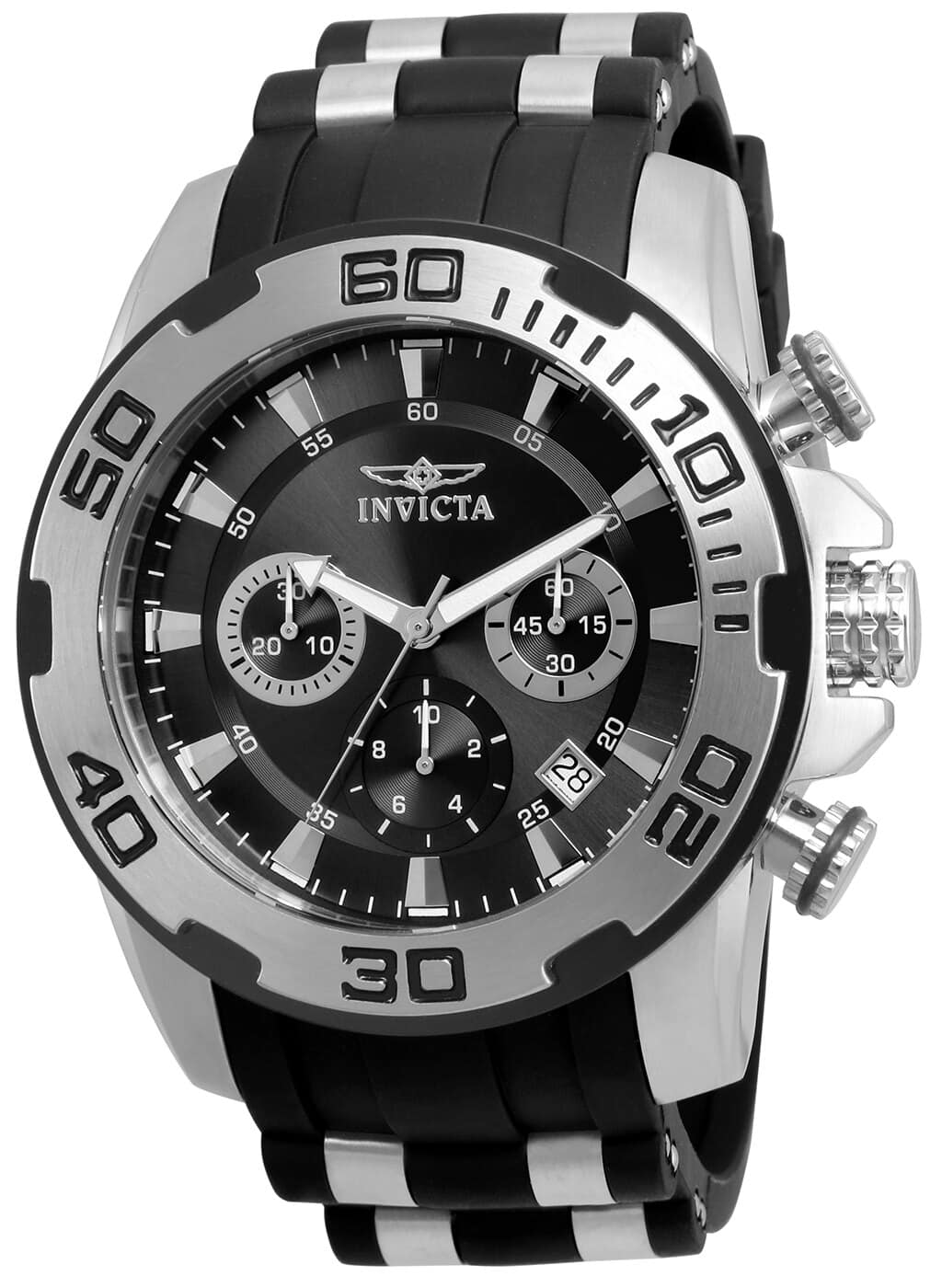 Invicta Men's Pro Diver 22311 Stainless Steel Watch:  $77.33 AC + FS