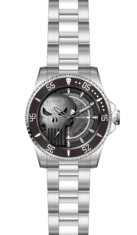Invicta Men's Marvel 29693 Stainless Steel Watch:  $107.35 AC + FS