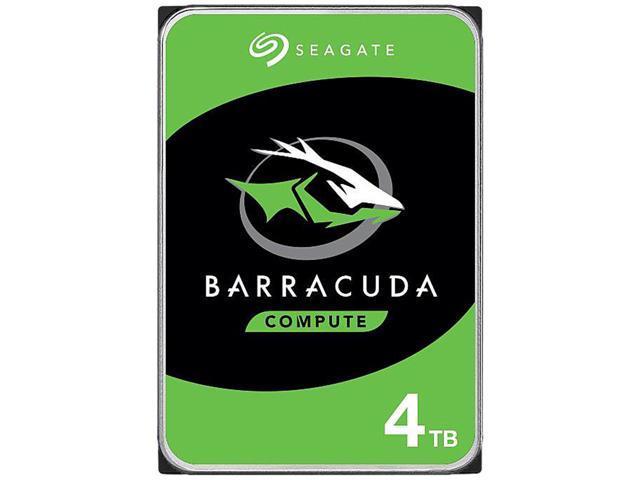 "Seagate BarraCuda ST4000DM004 4TB 5400 RPM 256MB Cache SATA 6.0Gb/s 3.5"" HDD $79.99 + Free Shipping"