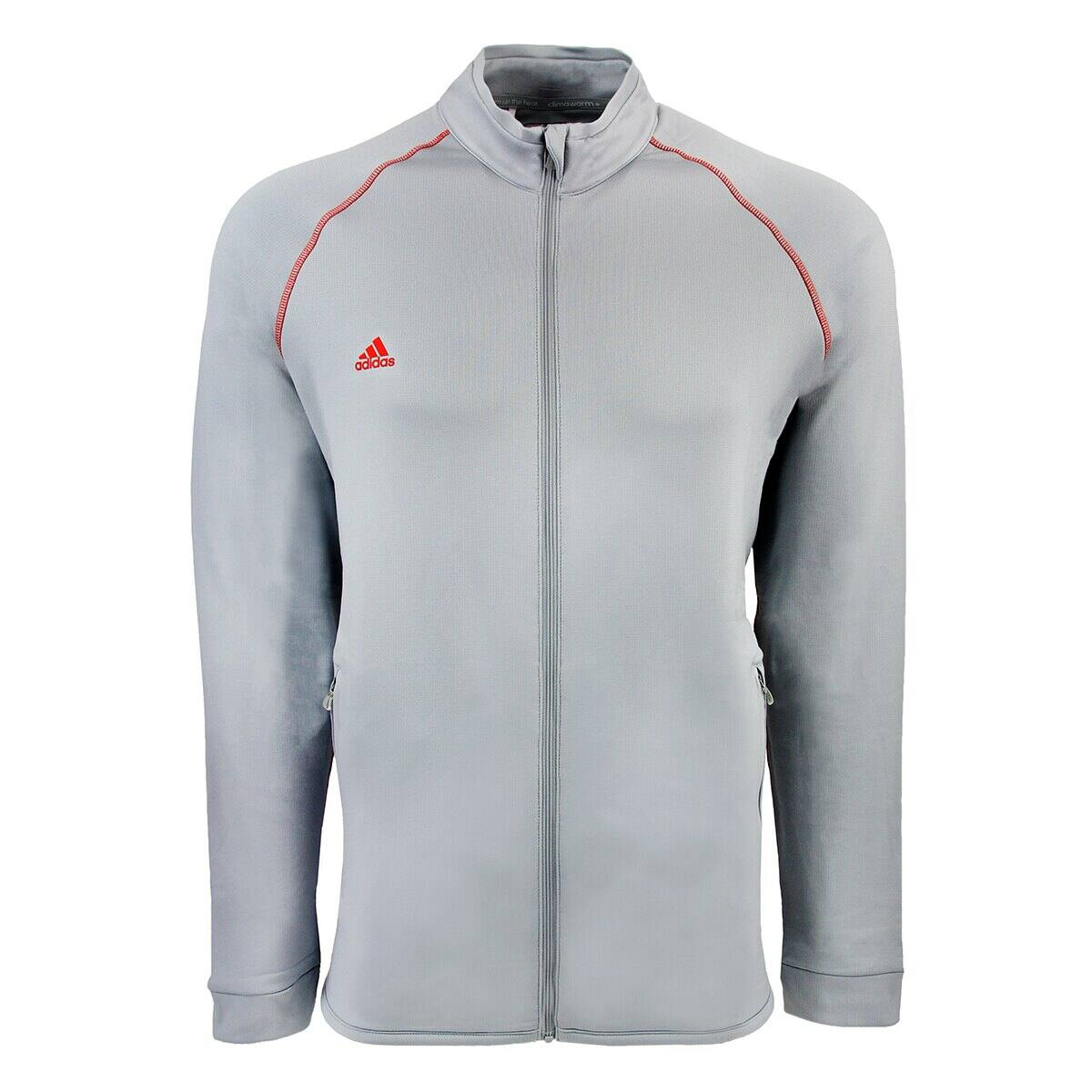 9f3602df3343f Adidas Men's ClimaWarm Full Zip Jacket $22.39 AC + $2.42 back in ...