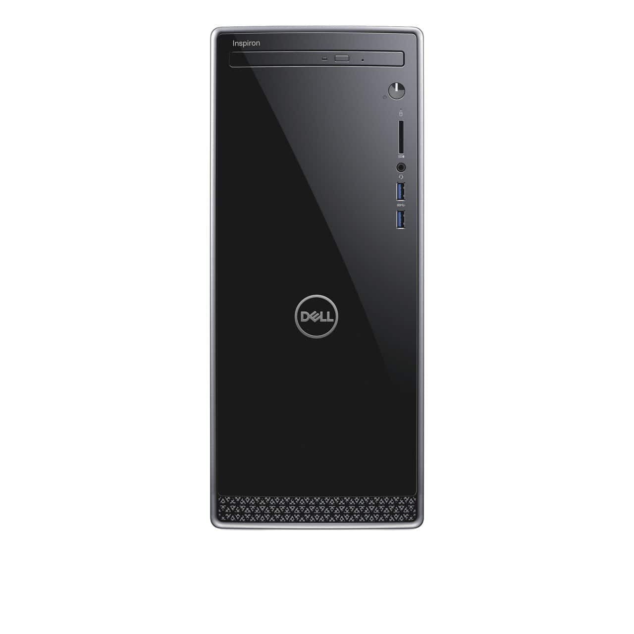 Dell Inspiron 3670 Desktop Intel i5-9400 1TB HDD 8GB RAM :  $519.99 +  $129.75 back in points + FS
