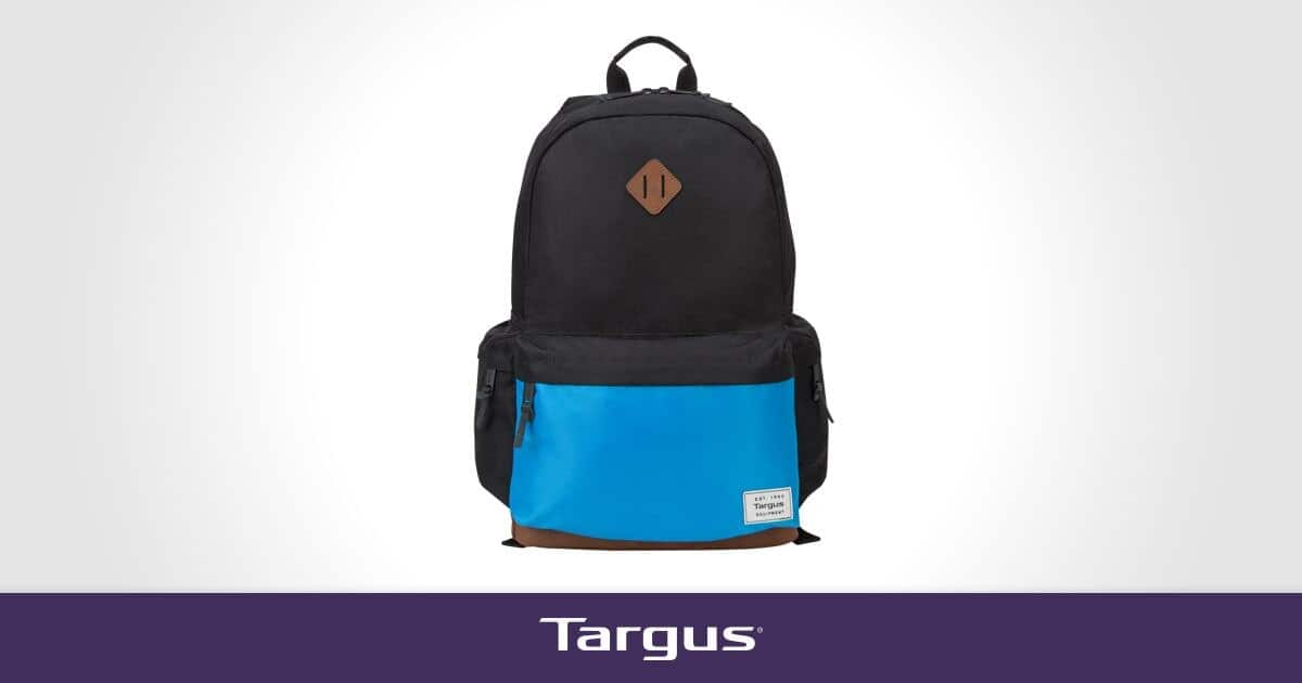 25% off All Targus Backpacks for + additional 20% off  for more savings:  Starting at $22.49 AC + FS