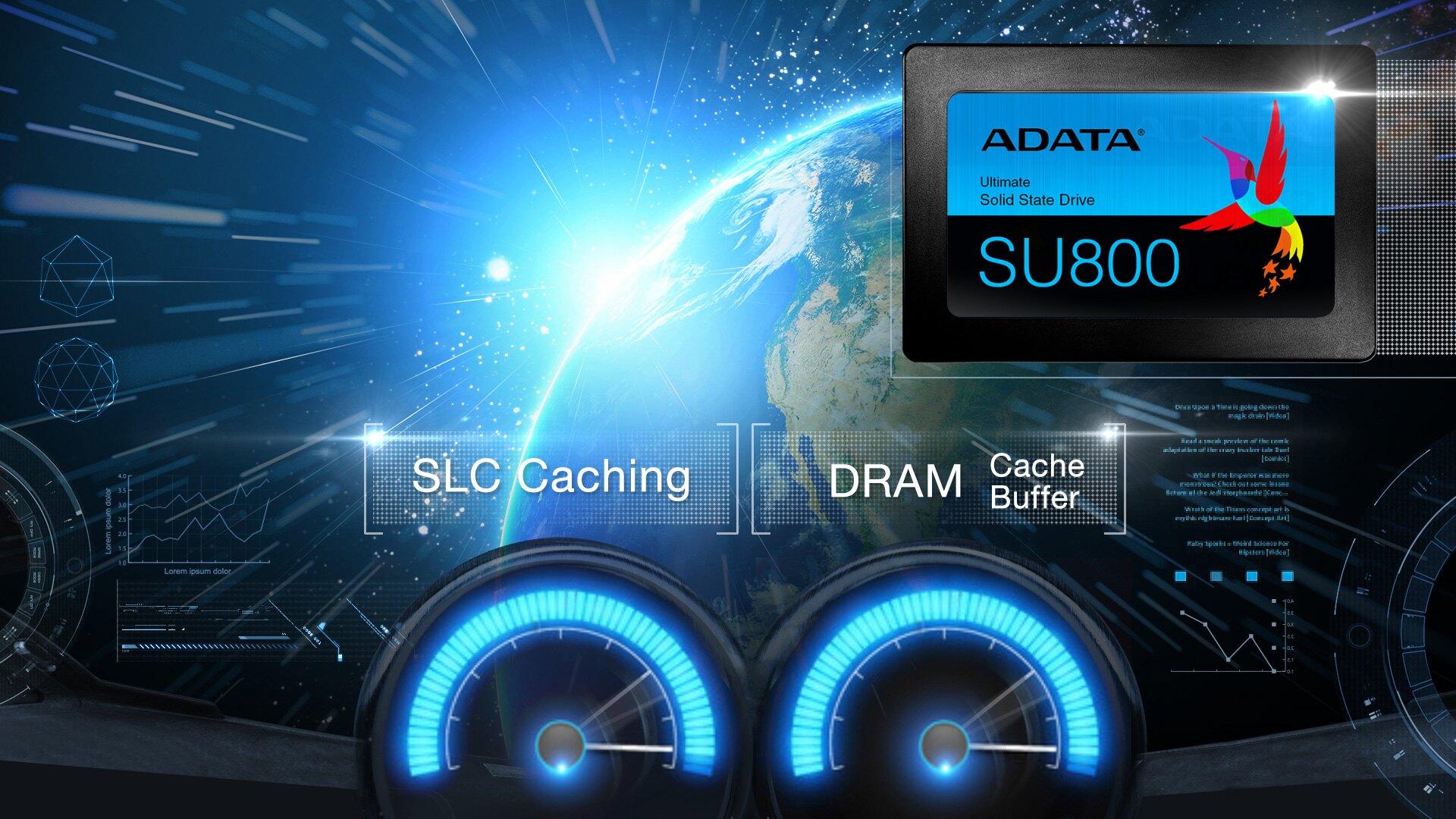 Adata SU800 512GB SSD $49.29 AC + FS