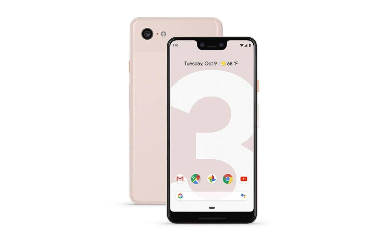 Google Pixel 3 XL 64GB Unlocked (International) - Pink for $469.99 AC + FS