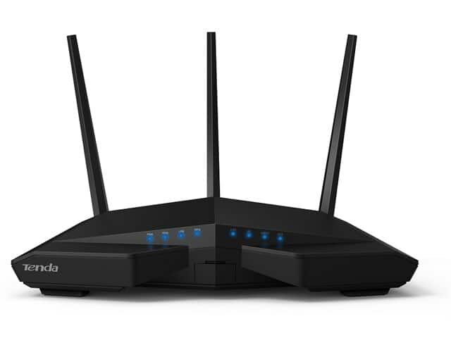 Tenda Networking AC Wireless Router AC1900 for $59.49 AC + FS