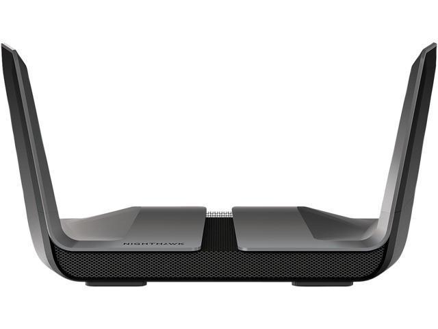 Nighthawk AX8 8-Stream AX6000 Wi-Fi 6 Router (RAX80-100NAS) $279.99 + FS