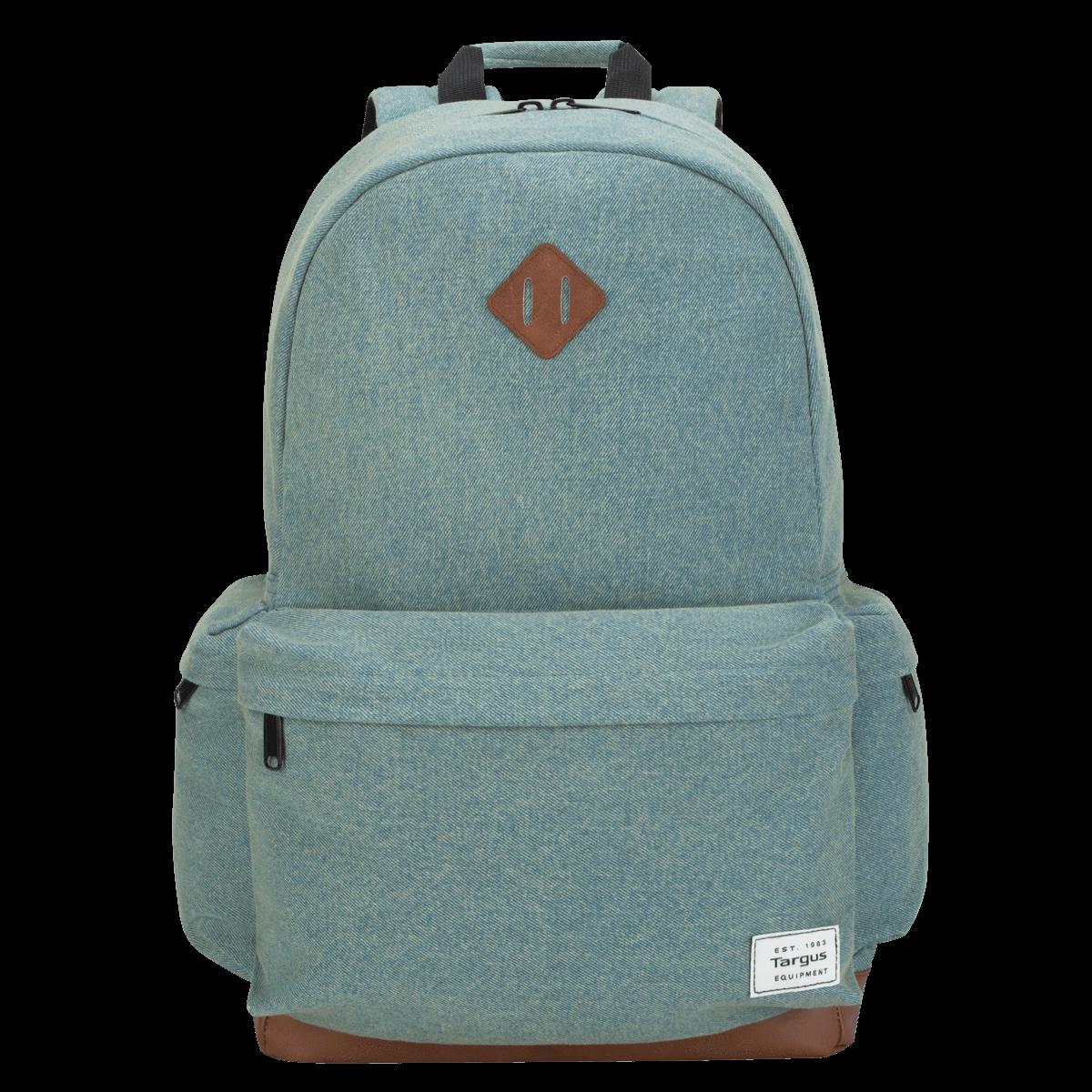 Targus 15.6 strata backpack (denim) - tsb93607gl:  $16.99 + fs