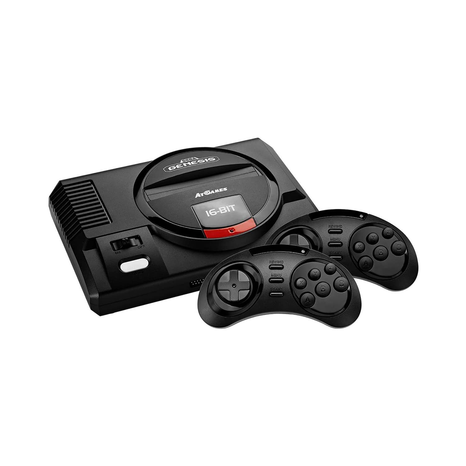 SEGA GENESIS FLASHBACK HD GAME CONSOLE (2018):  $59.99 +  $18.88 back in points + FS