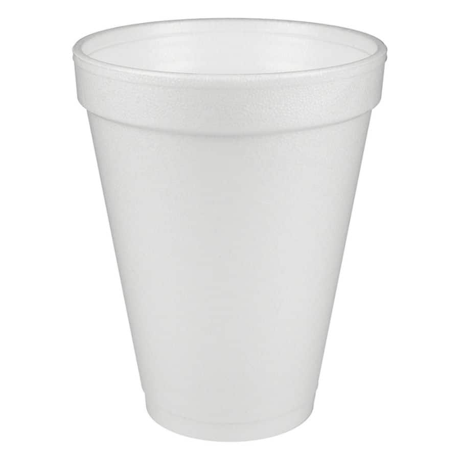1000-Ct Dart Insulated Foam Drinking Cups, White 12 Oz:  $29.71 AC + $7.25 back in points + FS
