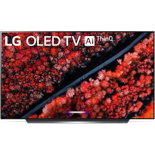 """Lg oled77c9pub 77"""" class hdr 4k uhd smart oled tv : $4499 AC + FS"""