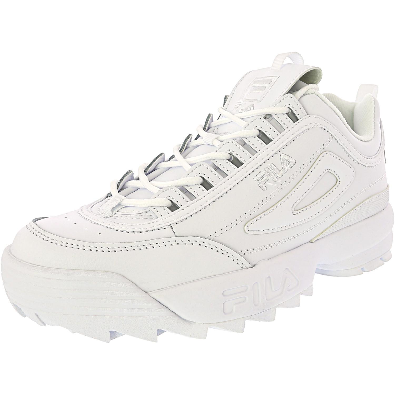 Fila Men's Disruptor II Premium Ankle High Sneaker: $36.79
