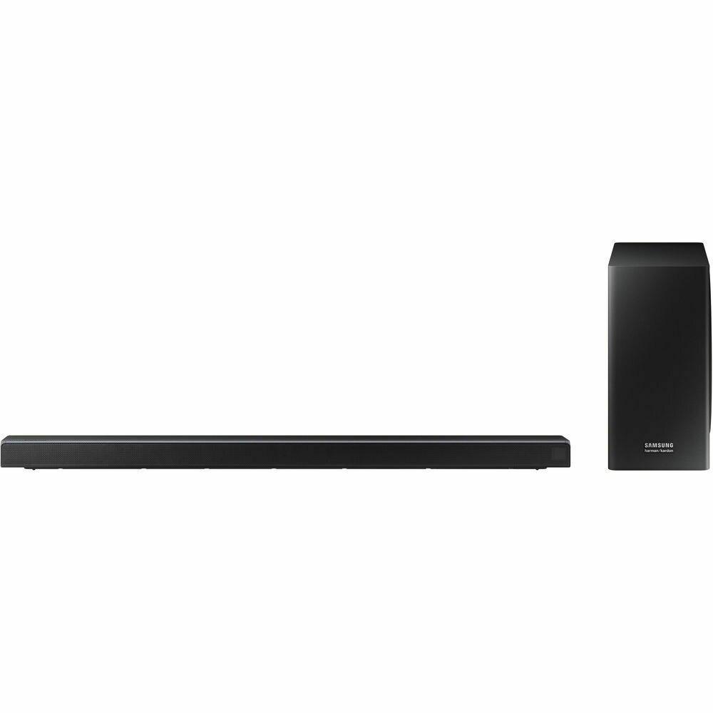 Samsung HW-Q70R 330W 3.1.2-Channel Soundbar System (2019 model):  $419.00 AC + FS