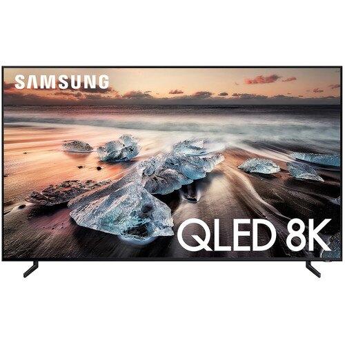 Samsung QN65Q900RB 65 Q900 QLED Smart 8K UHD TV (2019 Model):  $2,399.00 AC + FS