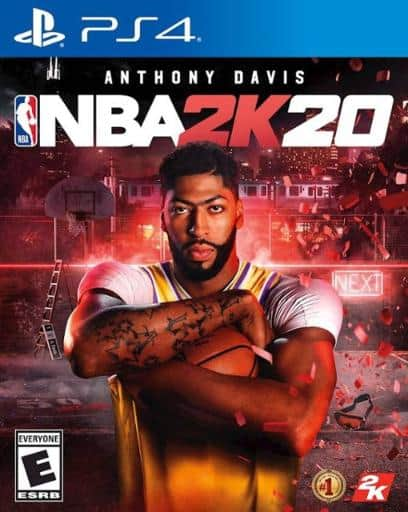 NBA 2K20 for PlayStation 4 or Xbox One (Pre-Order) - $49.99 + FS
