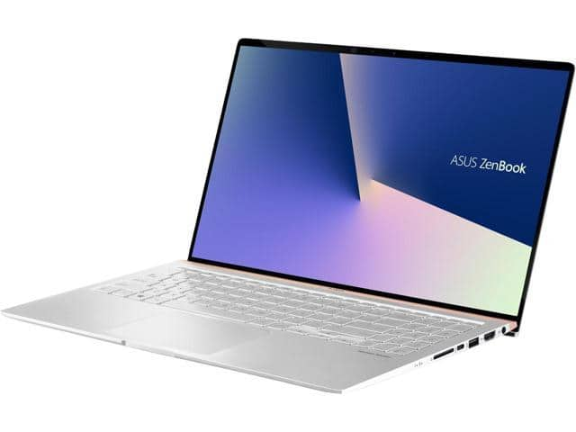 ASUS ZenBook UX533 15.6-inch i7-8565U 16GB DDR4 1TB SSD GTX 1050 $1199.99 + Free Shipping