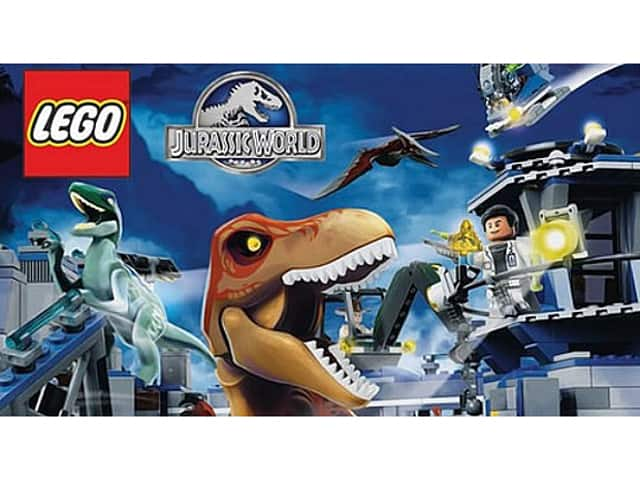 LEGO PC Digital Downloads: LEGO: Jurassic World, Marvel Avengers, Star Wars $3.74 AC and More