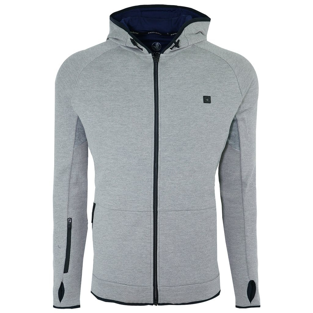 Body Glove Men's Full Zip Fleece Hoodie for $15.75 + Free Shipping!