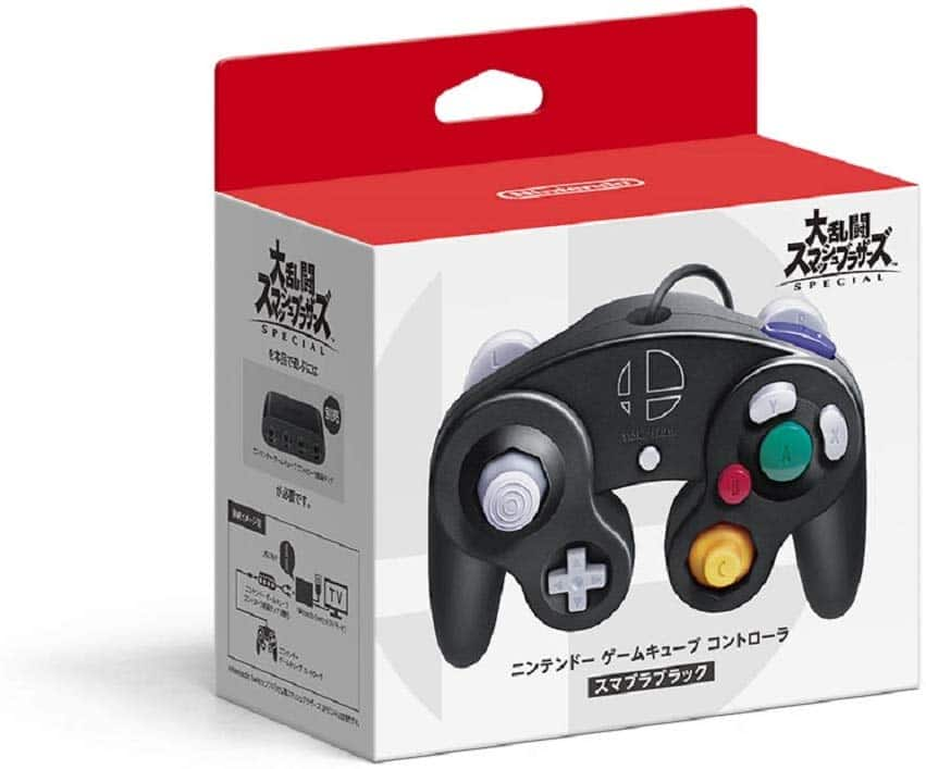 Official Smash GameCube Controller (Japan Import) for $29 Shipped