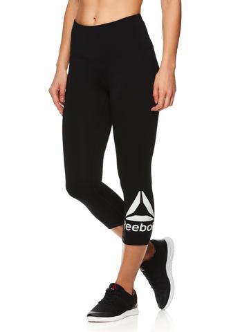 Reebok Women's Wanderlust Highrise Capri Leggings for $12.50 + Free Shipping