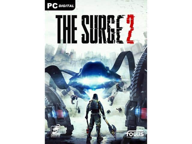 The Surge 2 PC Digital Downloads $39.99