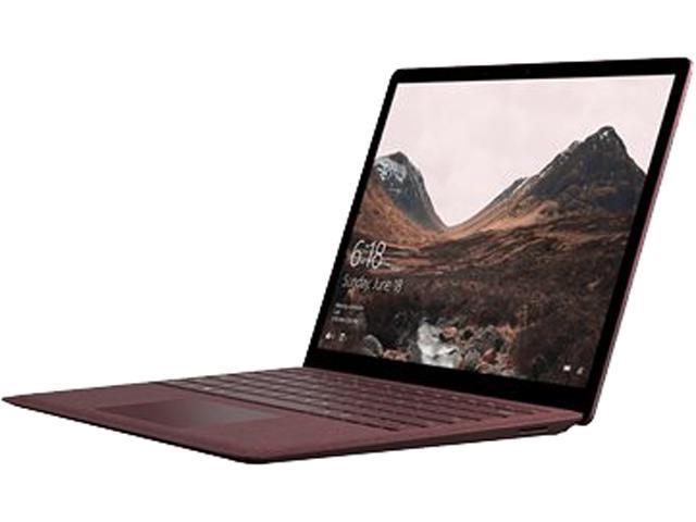"Microsoft Surface Laptop JKR-00036 Intel i7 7th Gen 7660U (2.50 GHz) 16GB Memory 512 GBSSD Intel Iris Plus Graphics 640 13.5"" Touchscreen $899.99"