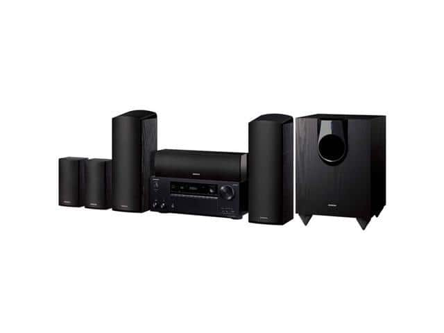 Onkyo HT-S7800 5.1.2 Channel Network Dolby Atmos Home Theater System $549.99 Shipped