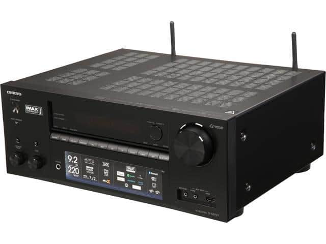 ONKYO TX-NR797 9.2-Channel Network A/V Receiver for $499 Shipped