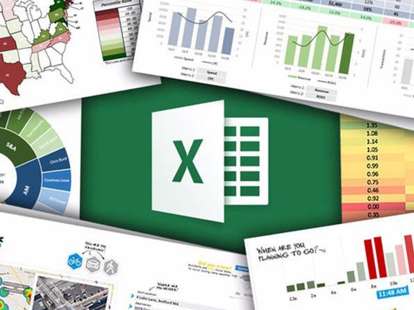 The Ultimate Microsoft Excel Certification Training Bundle: Lifetime Access $8.49