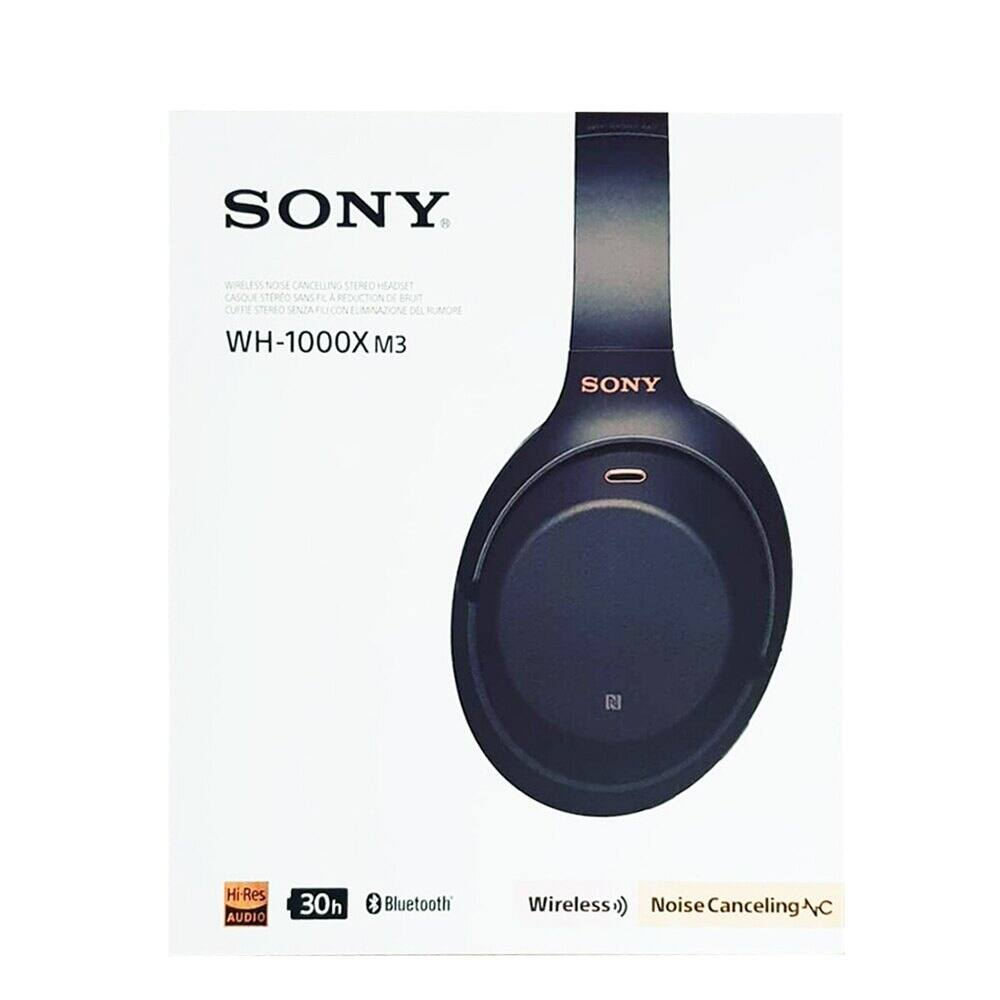 Sony Noise Cancelling Wireless Bluetooth Over the Ear Headphones WH1000XM3 Black - $229.49 + Free Shipping