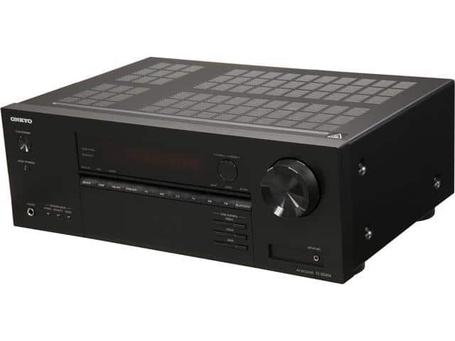 Onkyo TX-SR494 7.2-Channel A/V Receiver (Used-Like New) $249 + Free Shipping